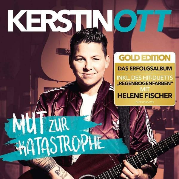 Kerstin Ott - Mut zur Katastrophe (Gold Edition) CD