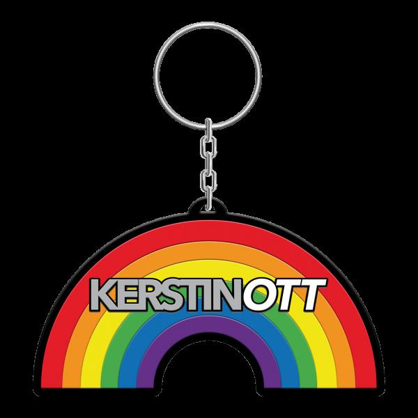 Kerstin Ott - Regenbogen - Schlüsselanhänger
