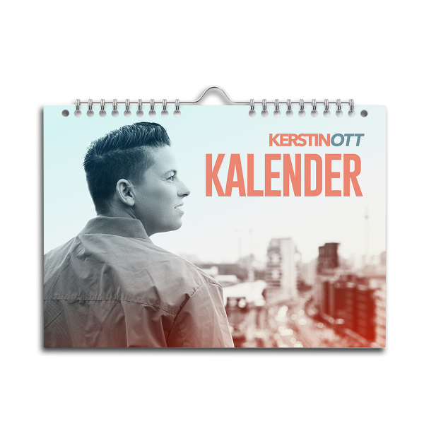 Kerstin Ott - Kalender