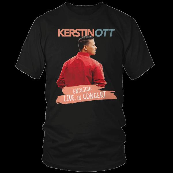 Kerstin Ott - T-Shirt - Endlich Live - Tour 2019