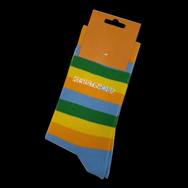Kerstin Ott - Regenbogen Socken