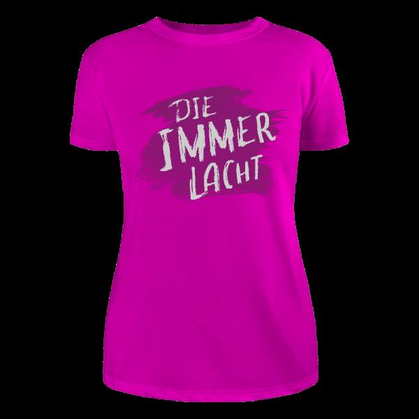 Kerstin Ott - Girlie-Shirt - Die Immer Lacht